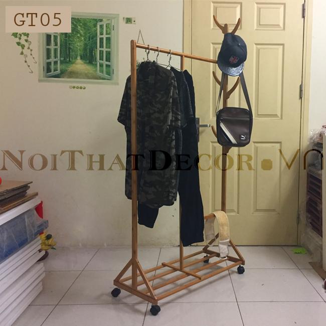 Giá treo quần áo GT05