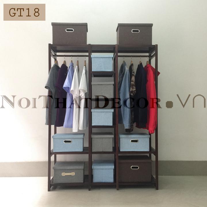 Giá treo quần áo GT18 120