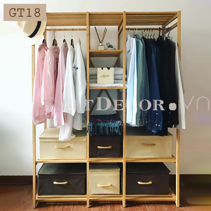 Giá treo quần áo GT18