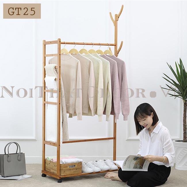 Giá treo quần áo GT25