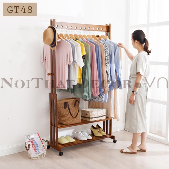 Giá treo quần áo GT48