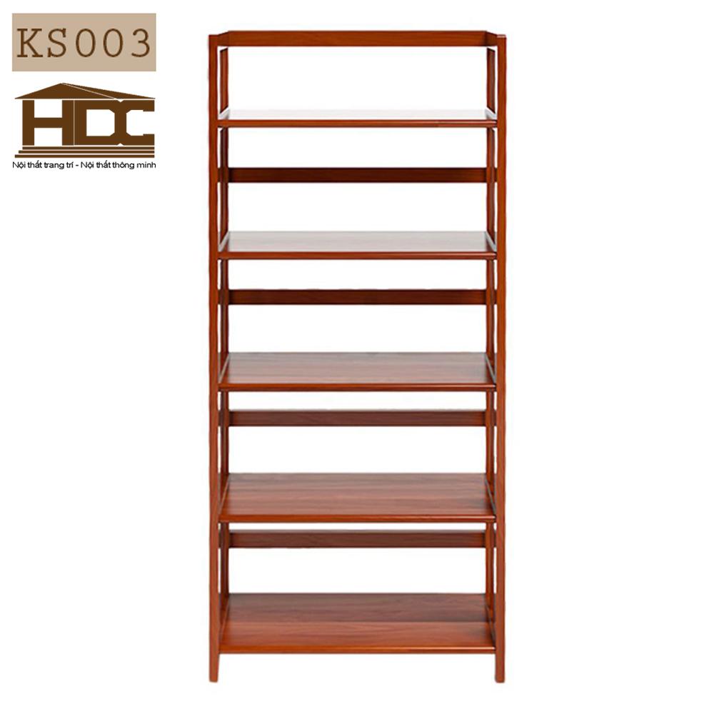 Kệ giá sách 5 tầng KS003
