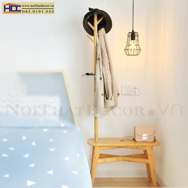 Cây treo quần áo tại Noithatdecor với nhiều chất liệu, tính năng và màu sắc