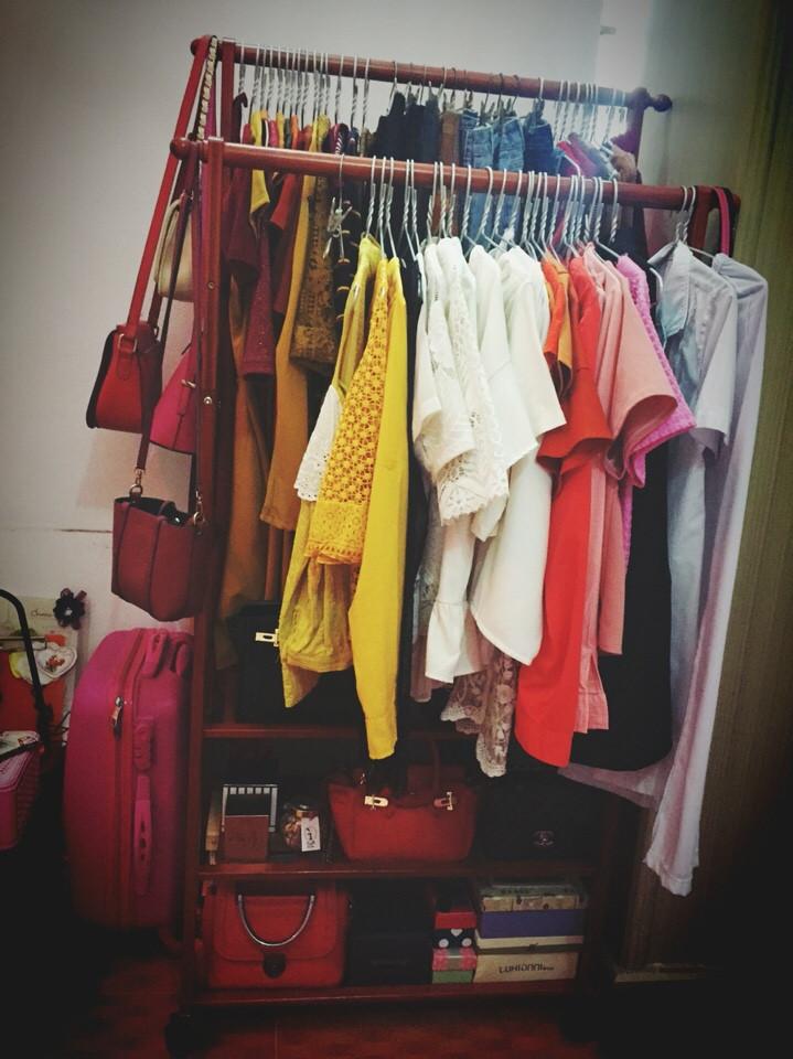 giá treo quần áo đẹp, tiện lợi