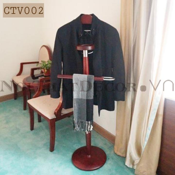 Cây treo quần áo vest CTV002