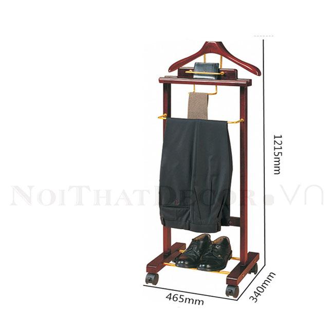 Cây treo quần áo Vest CTV005