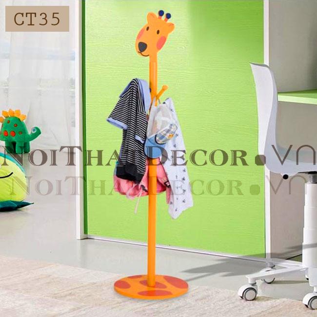 cây treo quần áo ct35