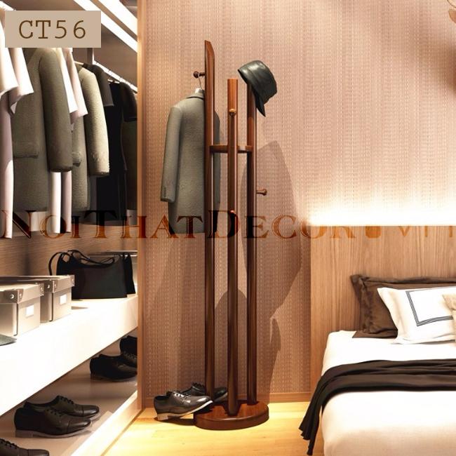 cây treo quần áo phòng ngủ