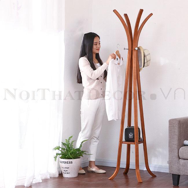 cây treo quần áo ct62