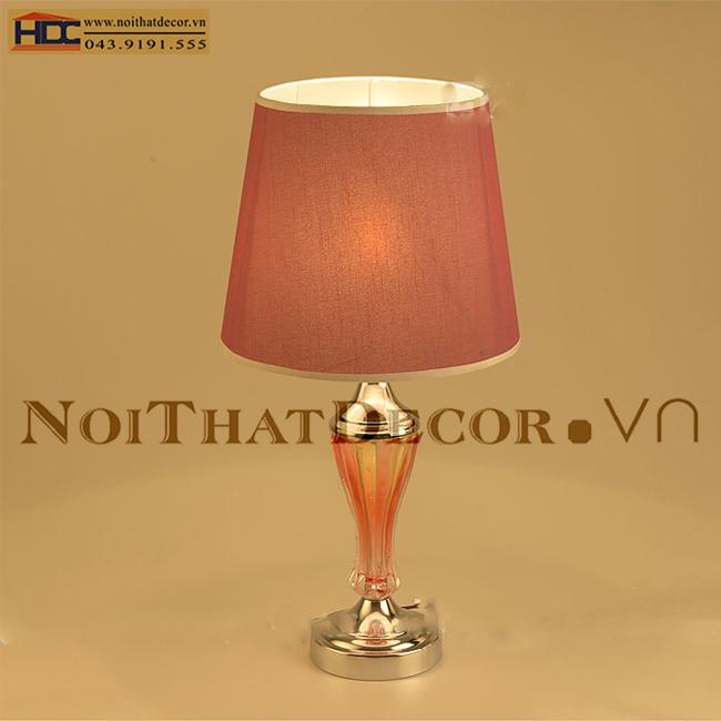đèn ngủ cao cấp, đèn ngủ đẹp, đèn ngủ gia đình, đèn ngủ để bàn Noithatdecor.vn