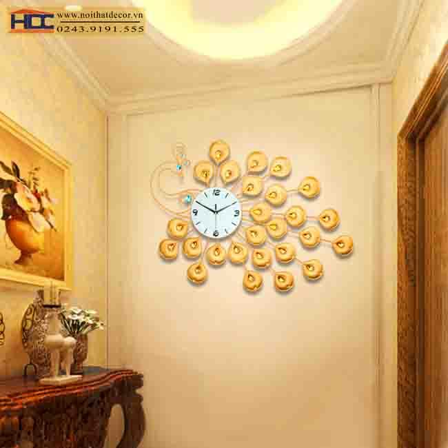 Đồng hồ treo tường DH004