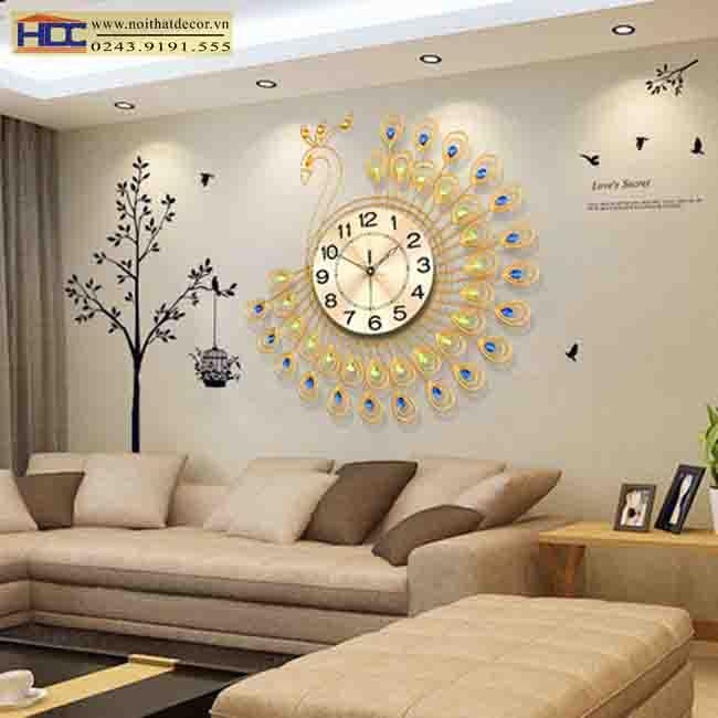 Đồng hồ treo tường, đồng hồ trang trí, đồng hồ đẹp, dong ho treo tuong, dong ho dep