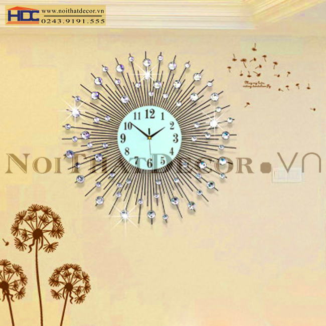 Đồng hồ treo tường DH001
