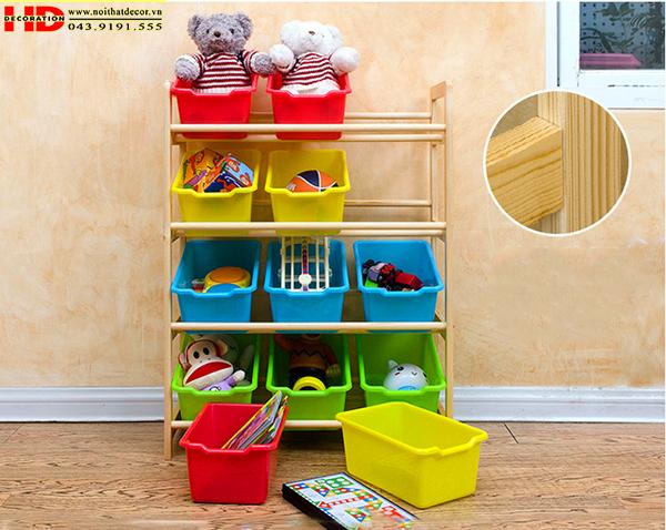 giá để đồ chơi giá để đồ tiện lợi giá để đồ đẹp Noithatdecor.vn