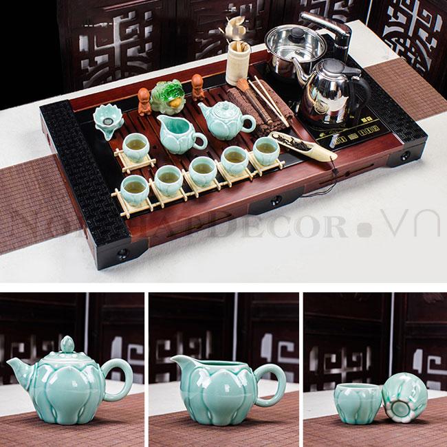 Bàn trà điện BT006