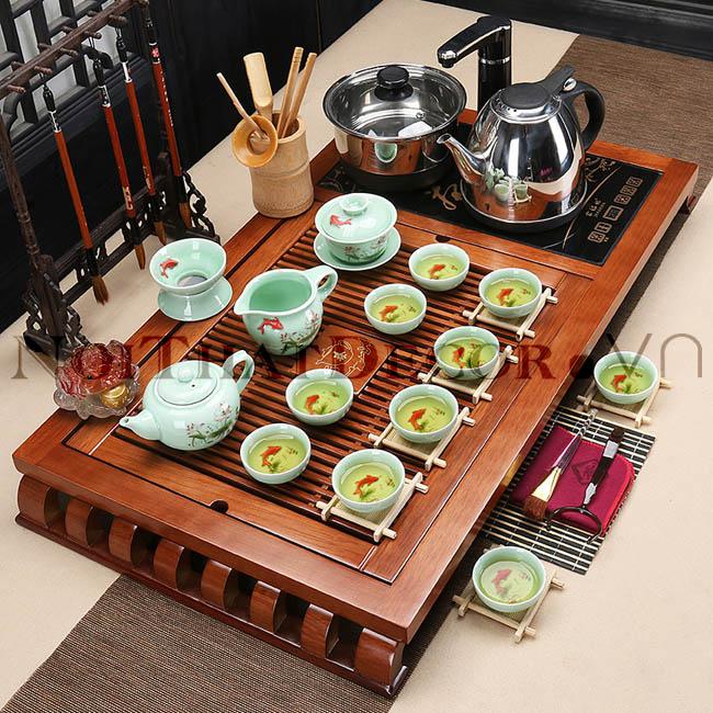Bàn trà điện BT007