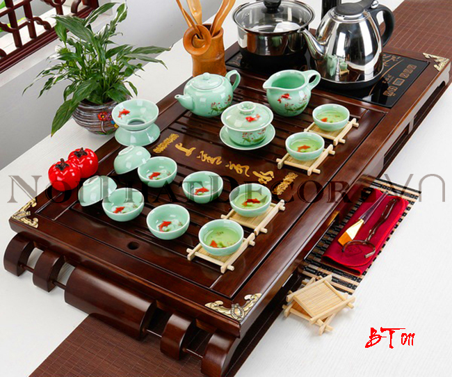 Bàn trà điện BT011