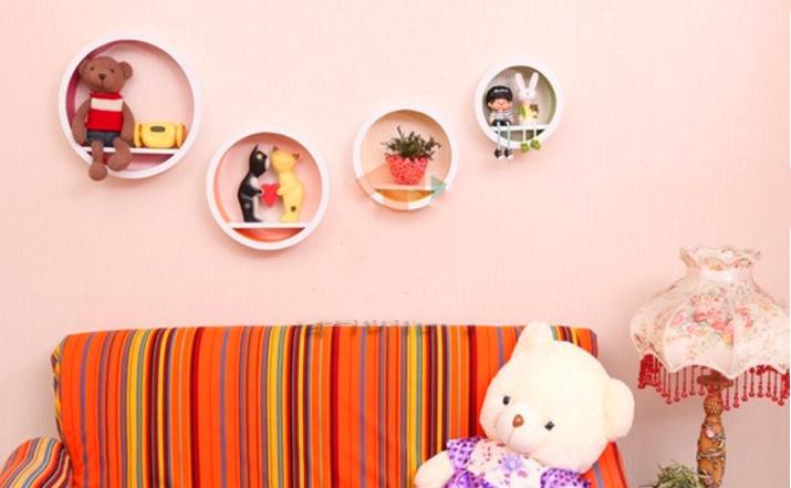 kệ treo tường,kệ trang trí giá để đồ đẹp noithatdecor.vn