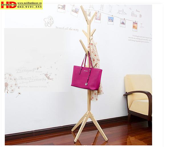 cây treo quần áo nhiều màu mẫu 1 noithatdecor.vn