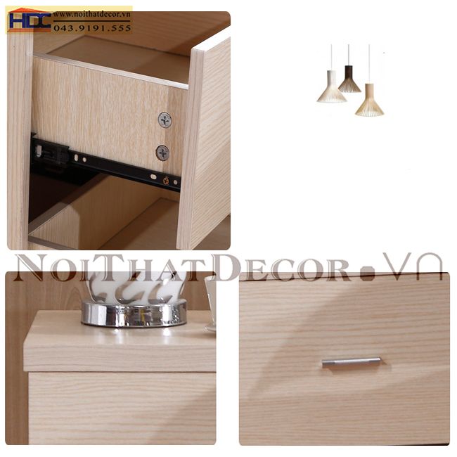 tủ đầu giường, tab đầu giường đẹp, tab đầu giường, tủ phòng ngủ, tủ đầu giường của Noithatdecor.vn