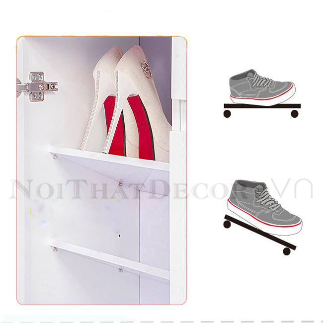 tủ giày, giá để giày dép, tủ để giày dép noithatdecor.vn