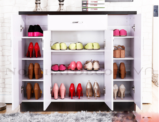 ủ giày, giá để giày dép, tủ để giày dép noithatdecor.vn